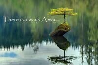There is always a way...