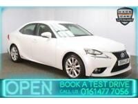 2014 64 LEXUS IS 2.5 300H EXECUTIVE EDITION 4DR 179 BHP
