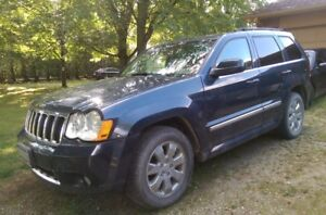 2008 Jeep Grand Cherokee Limited S Diesel 4 x 4