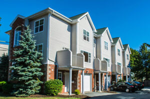 FULLY RENOVATED 4BEDROOM 3-LEVEL TOWNHOUSE  OCT 1