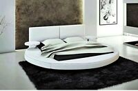 *ON SALE* Modern Round Bed w/2 Nightstands!!