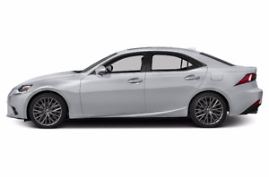 2016 Lexus IS 300 Lease Takeover - $667/mth