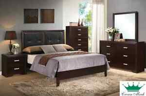 Brand NEW Complete Queen Bed! Call 403-219-8886!