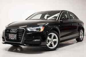 2016 Audi A3 - Transfert de bail -  DEAL !! - Lease Transfer