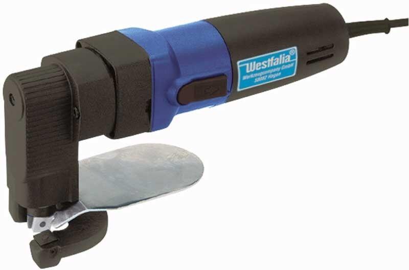 Elektro Blechschere Elektrische Blechschere  + Ersatzmesser