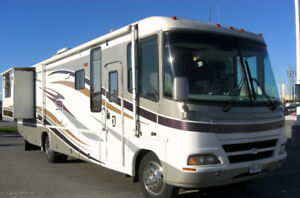 36 ft Damon Intruder Motorhome