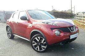 2013 63 Nissan Juke 1.5dCi N-Tec 5 DOOR DIESEL MANUAL