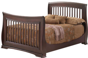 Nutart Juvenile Solid wood Green certified double bed. Perfect!