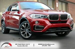 2016 BMW X6 xDrive|Navigation|Adaptive Cruise Control|360 Came