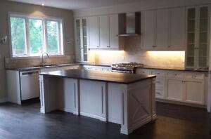 Custom Hand Made Elegant Kitchens, Islands and Vanities Kitchener / Waterloo Kitchener Area image 2
