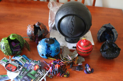 Trendmasters War Planets Playsets - Pics about space