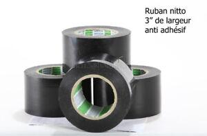 """Ruban industriel Nitto 3"""" wide tape largeur fait au Japon Ruban"""