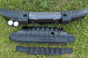 Jeep Wrangler Front Bumpers