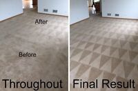 CARPET & UPHOLSTERY CLEANING - HONEST AND RELIABLE CLEANER