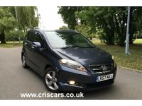 Honda Fr-V 2.2 i-CDTi EX 5dr£3,000 LR57NXJ FULL LEATHER2 OWNERS,New shape.12 months mot