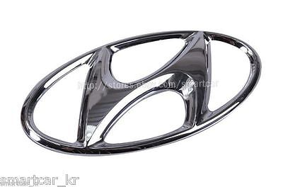 front Grille H Symbol Mark emblem for 2008 2009 2010 2011 2012 Hyundai i20