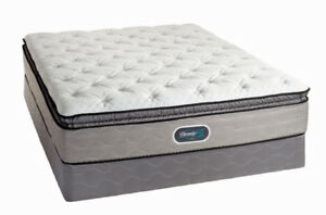 Matelas Simmons Beautyrest Studio Broadway High Matress