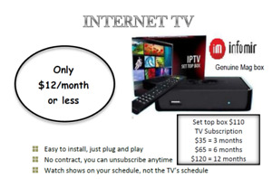 Canadian Iptv | Kijiji in Vancouver  - Buy, Sell & Save with