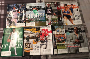 Sports Illustrated Magazine Collection