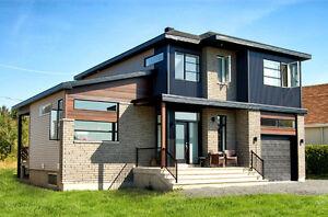 Maison avec Qualité de finition exceptionnelle