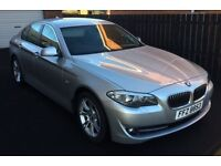 "Bmw 520d - Immaculate condition, FSH, 18"" alloys"