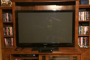 "50"" Samsung TV for sale"