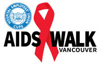 Volunteer for the Vancouver AIDS WALK 2018