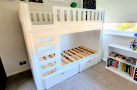 Kids Funtime Bunk Bed