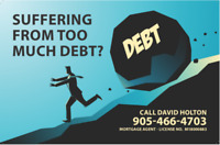 Suffering From Too Much Debt?