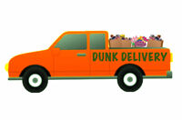 Dunk Delivery (Local Delivery Service)