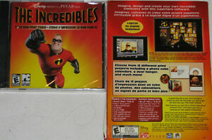 The Incredibles PC CD ROM Game - NEW London Ontario image 1
