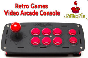 7,800 Game - Home Video Arcade Console System