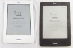 Kobo Touch Tablet eReader ( $60 Each )