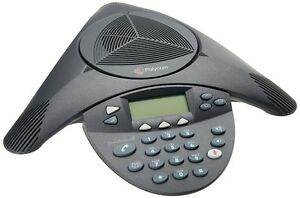 REDUCED!  Polycom Soundstation 2 Voice Conferencing Telephone