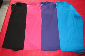 4x girls long sleeve t-shirts size 14/16