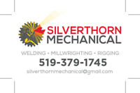 Licenced Welding and Millwright Contractor