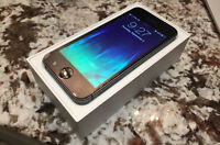 Space Grey IPhone 5s, locked to Fido ,16gbs