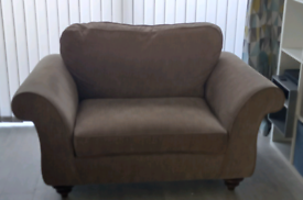 Alstons snuggle chair