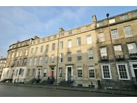 Extremely spacious top floor West End unfurnished 2 bed flat - Torphichen Street