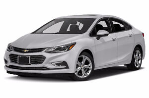 Chevrolet Cruze - LEASE TRANSFER, NEW, 1K KMS, FULL EQUIPMENT