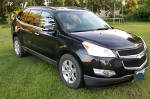 2010 Chevy Traverse 2LT safetied