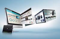 Professional Web Design (Mobile Friendly)