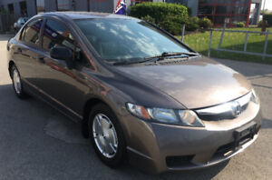 2009 Honda Civic DX-G Sedan*Certified*No Accidents*3Yr Warranty!