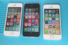 Unlocked iPhone 5s 16gb £50 each