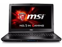 MSI GL62 (6QC-065) Gaming Laptop, Skylake Intel Core i5-6300QC