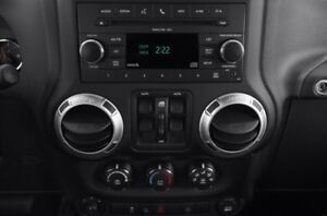 2012 Jeep Factory Stereo