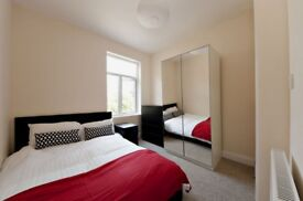 North Street, Southville, Double room and bathroom