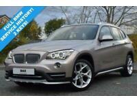 2014 BMW X1 2.0 XDRIVE20D XLINE 5d 181 BHP Auto Estate Diesel Automatic