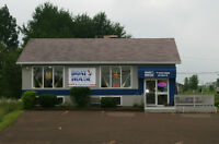 553 Main St Shediac Building and 2 acre land