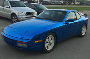 1986 Porsche 944 Turbo for SALE